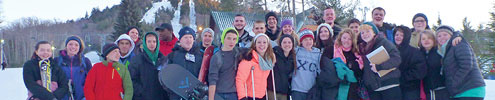 DiscoveryBound Winter Weekend
