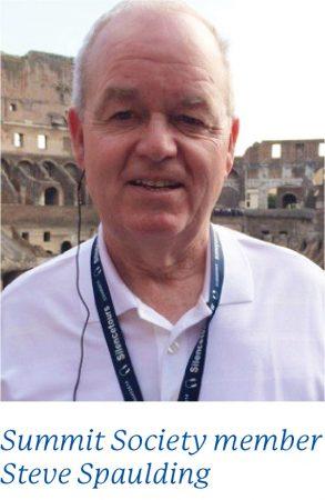 Steve Spaulding - Summit Society Member