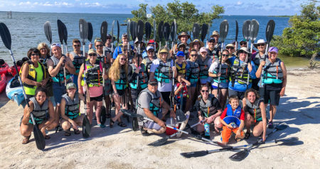 DB Outreach: Jetty Park All Ages Camping/Kayaking - Cape Canaveral, FL @ Jetty Park Campground